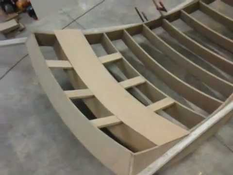 transformar el mdf en muebles por corte con maquina de