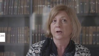 GapSummit 2016 - Interview with Prof. Jackie Hunter CBE