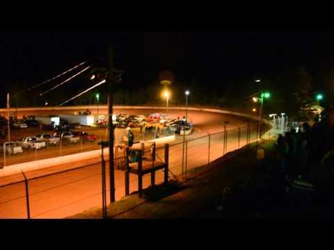 crates @ laurens speedway 4/9/16