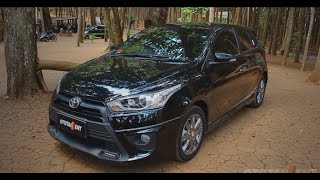 Trailer: Toyota All New Yaris TRD Sportivo Review