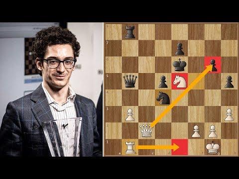 Caruana vs Nepomniachtchi - Tiebreaker To Decide the Winner of London Chess Classic 2017