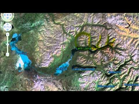 Allah's Names' On Google Maps (Allah's Miracles')