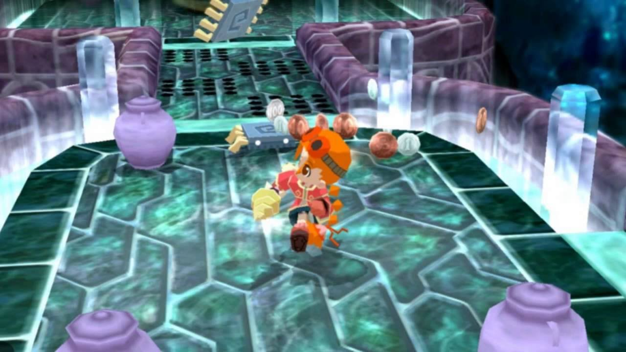 Resultado de imagen de Gurumin 3D A Monstrous Adventure 3ds