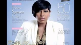 Rita Dominic makes cover of Complete Fashion Magazine