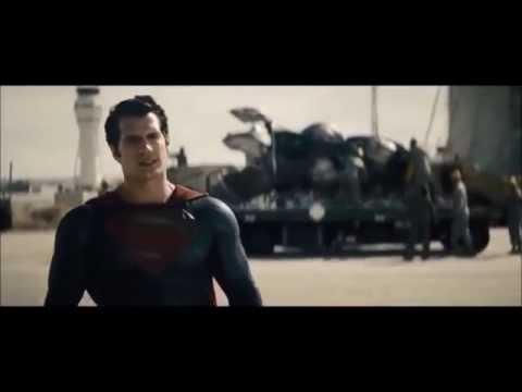 Clark Kent flies off to destroy the World Engine