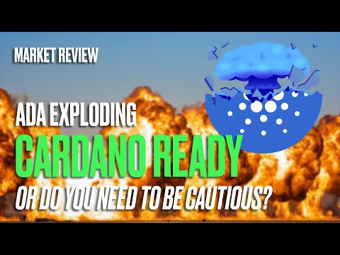 💥CARDANO Ready To Explode Again Or Do You Need To Be Cautious?!💥