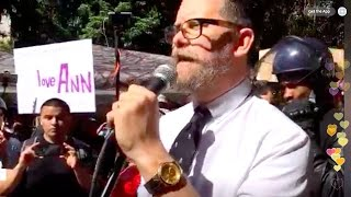 Gavin McInnes Reads Ann Coulter's Speech - UC Berkeley Rally 4/27/17 (April 27th 2017)
