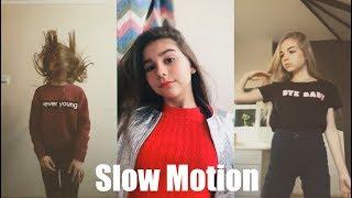 🦋Лучшее Slow Motion Musical.ly🦋подборка  Slow Motion