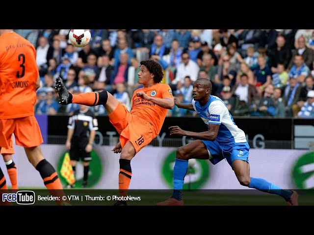 2014-2015 - Jupiler Pro League - 07. Racing Genk - Club Brugge 1-1