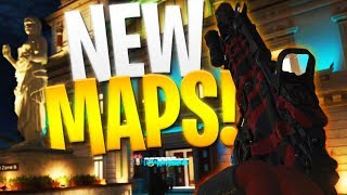 🔴 - Playing the NEW DLC Maps on Black Ops 4! #ad