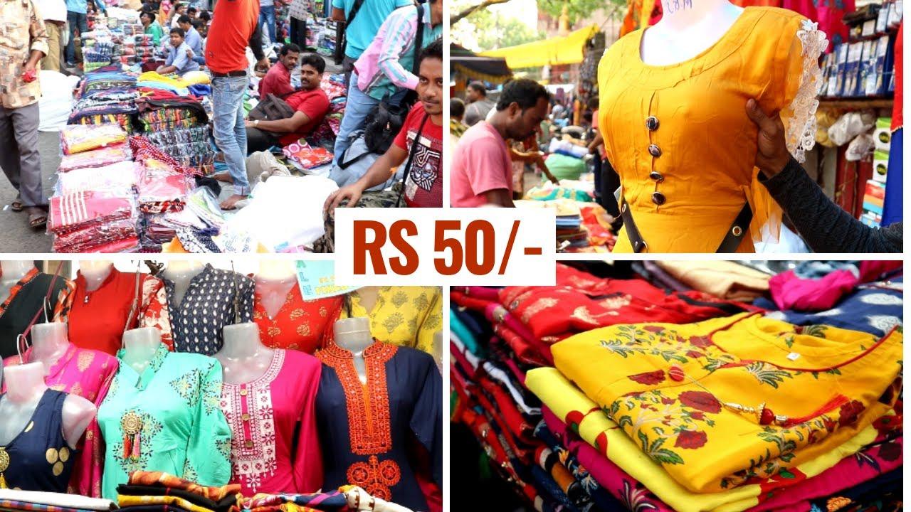 Harisha Haat Wholesale Market Kolkata Cheapest Biggest Readymade Garments Wholesale Market Vlog Youtube