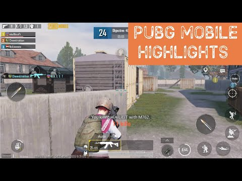 Pubg Killing Highlights #2 Game Victory