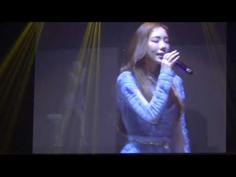 Taeyeon concert in hong kong 181117 - Fine