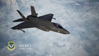 Ace Combat 7 Multiplayer   Waiapolo Mountains Deathmatch   Su-30M2 with HPAA