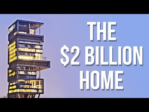 The Most Expensive House In The World