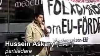EU-diktatur? Nej tack! Hur LaRoucherörelsen besegrade Lissabonfördraget
