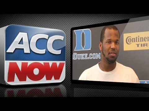 Telvin Smith and Anthony Boone Sound Off Before ACC Title Game - ACC NOW