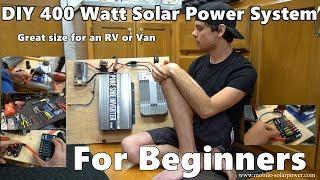 diy-400-watt-12-volt-solar-power-system-beginner-tutorial-great-for-rv-s-and-vans-part-1