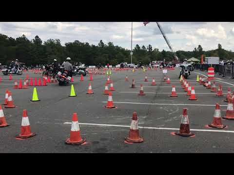 2017 Mid Atlantic Police Motorcycle Rodeo - FAIRFAX COUNTY #32  G&C Tire