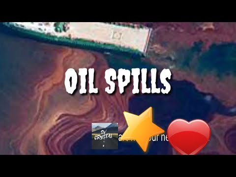 Oil spills | detailed information | must watch this video