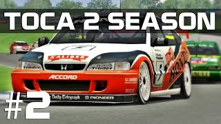 Toca 2 Touring Cars  - Season Mode (Round 13 - 18)