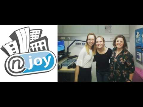 PATRICIA HILL - NJOY Radio 91.3 (Interview 28.04.2017)