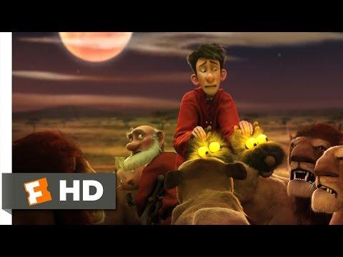 Arthur Christmas (7/10) Movie CLIP - Nice Kitties (2011) HD