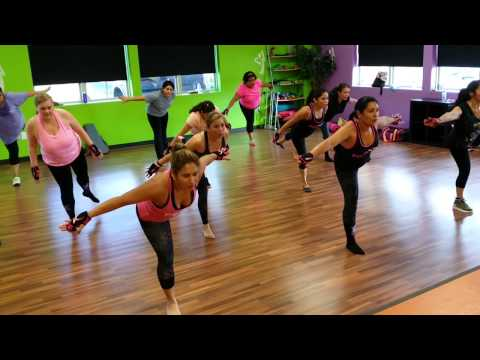 Piloxing with Elite Star Instructor Loean Antunez