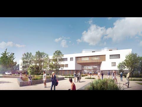 Collège public à Saint-Hilaire-de-Loulay - YouTube
