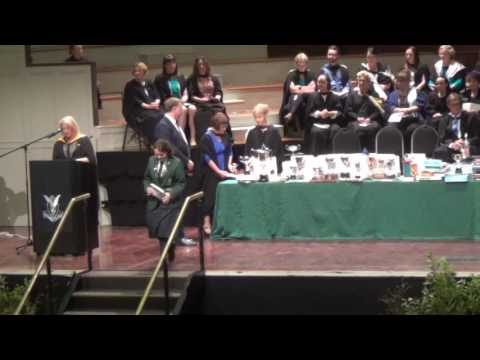 Columba College Prize Giving 2016