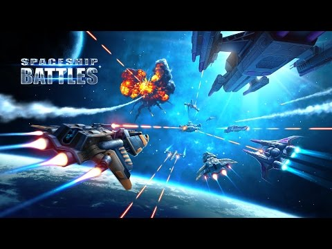 Spaceship Battles - Official Trailer