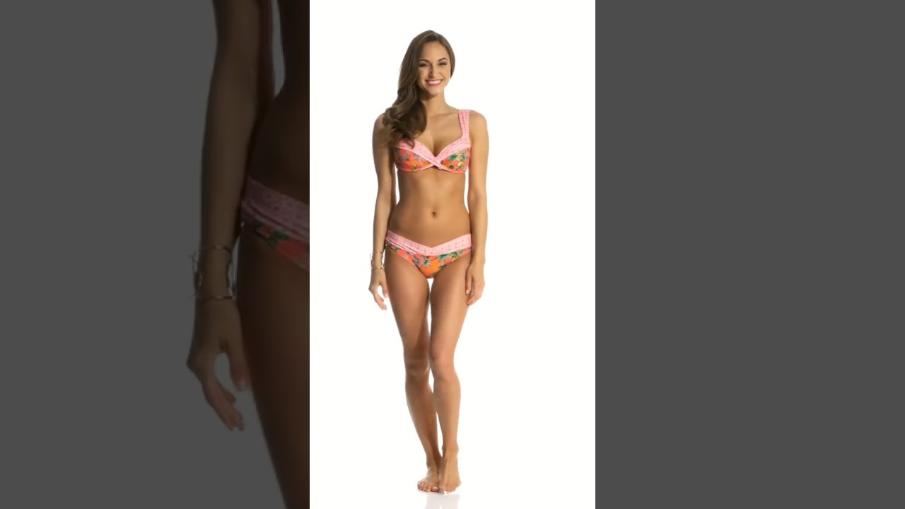 c4327f8028d Profile Blush Japanika Underwire Bikini Top (D/E/F Cup) | SwimOutlet.com -  Shaping Swimsuits E