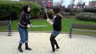Video toy sword fight download MP3, 3GP, MP4, WEBM, AVI, FLV Juni 2018