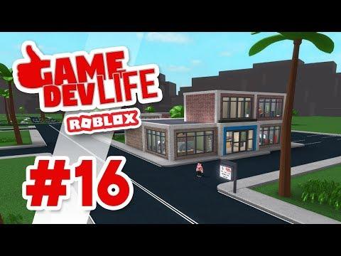 Game Dev Life #16 - MAKING MY OWN GAME (Roblox Game Dev Life)