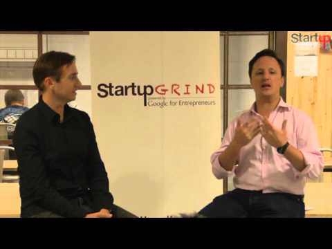Sam Olsen (Lamplight Analytics) at Startup Grind Hong Kong