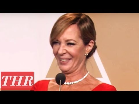 Allison Janney on Winning Best Supporting Actress for 'I, Tonya' | Oscars 2018