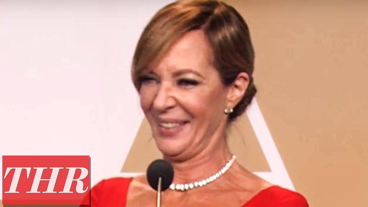 Allison Janney Nudography allison janney on winning best supporting actress for 'i, tonya' | oscars  2018