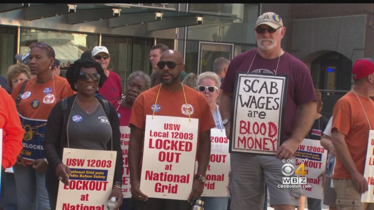 2c40739114e National Grid Workers Remain Locked Out After Months Of Negotiations ...