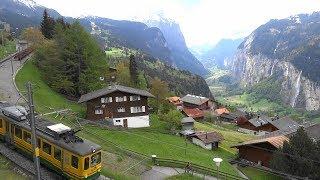 Wengen en primavera - Switzerland