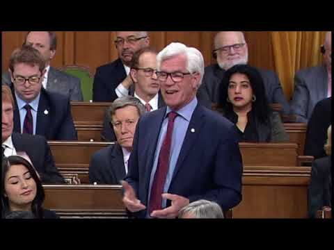 Natural Resources Minister Jim Carr on Trans Mountain expansion