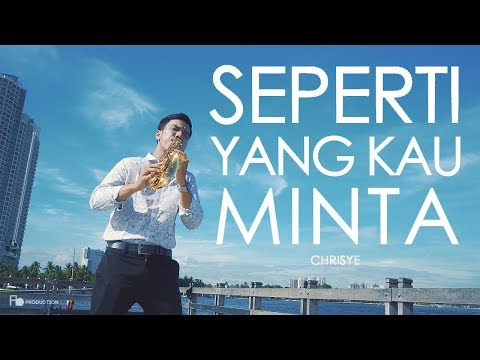 Seperti Yang Kau Minta - Chrisye (Curved Soprano Saxophone Cover By Desmond Amos)