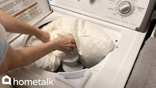 How To Whiten Old Pillow Cases