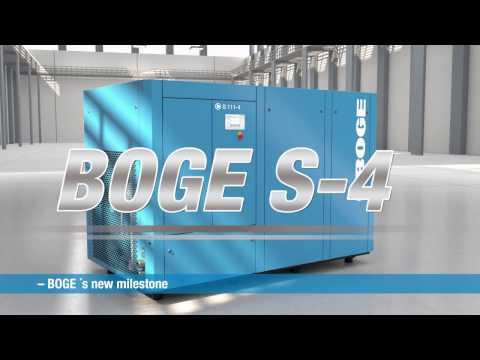BOGE S-4 - The new milestone