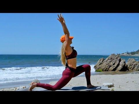 Yoga Workout - Good Morning Salutation