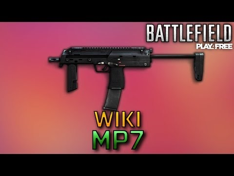 MP7 - Battlefield Play4free WIKI PL #5