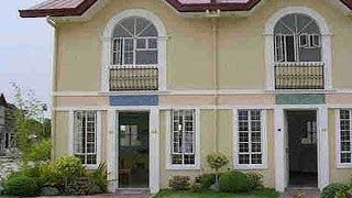 House and Lot for Sale near Tagaytay and Manila Adria Townhouse at Montefaro, Imus, Cavite