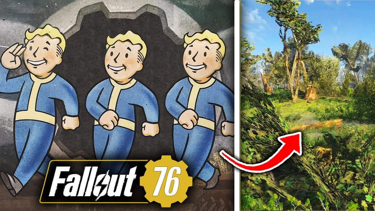 Fallout 76 NEW UPDATES - Gameplay Glimpse, Release Date ...