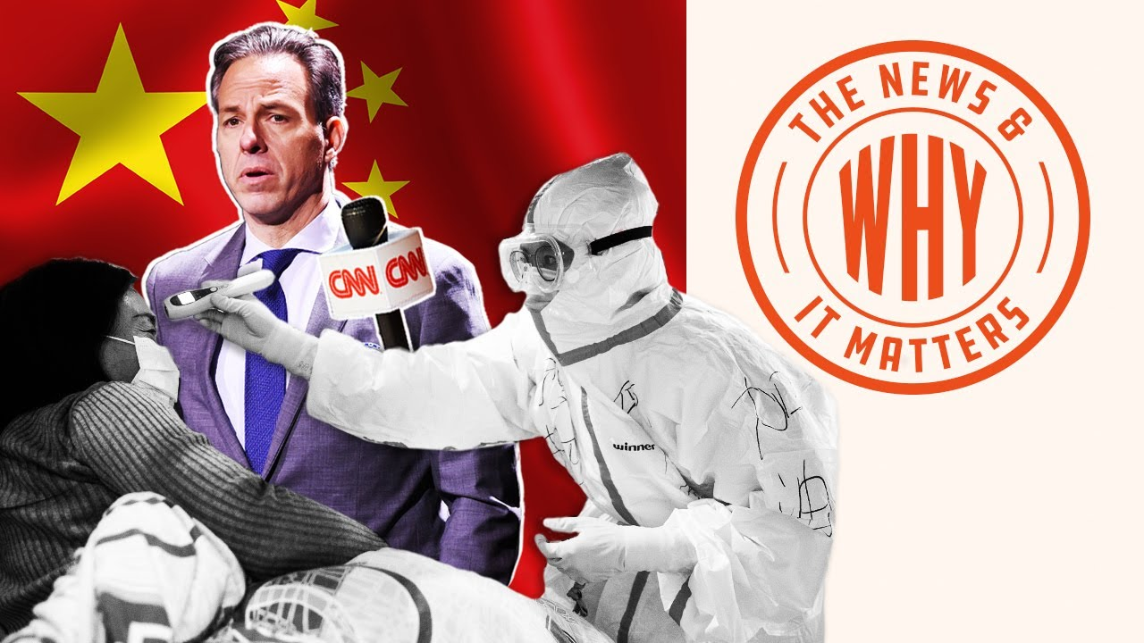 CNN Is SHOCKED China Lied About Its Coronavirus Numbers | The News & Why It Matters | Ep 673