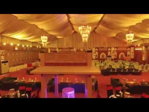 Royal dream fort marquee Daska