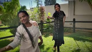 Udi Udi Jaye - Neeraja & Anjana - #South Africa #LockDown #Dance